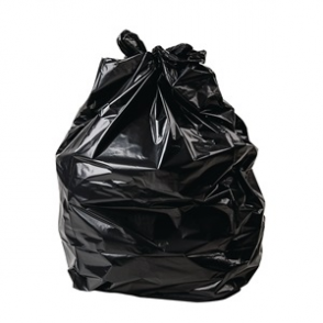 Jantex Heavy Duty Refuse Sacks Black Pack of 200