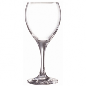 Arcoroc Seattle Nucleated Wine Glasses 310ml CE Marked at 250ml (36pc)