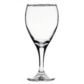 Libbey Teardrop Wine Goblets 350ml CE Marked at 250ml (36pc)