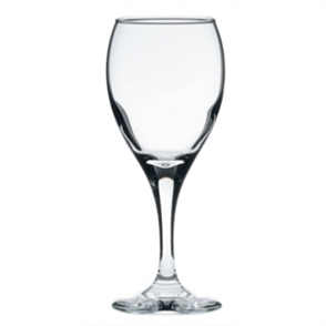 Libbey Teardrop White Wine Glasses 240ml CE Marked at 175ml (24pc)