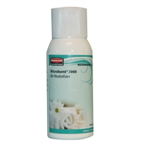 Rubbermaid Microburst Air Freshener Purifying Spa Refill (12 per case)