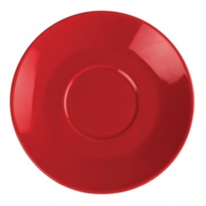 Olympia Café Saucers Red (12pp)