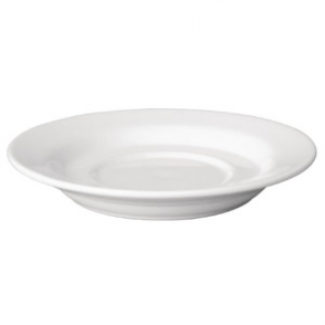 Olympia Café Saucers White (12pp)