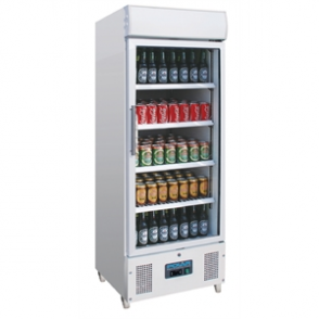 Polar Display Refrigerator