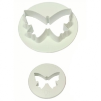 PME Butterfly Cutters Set of 2