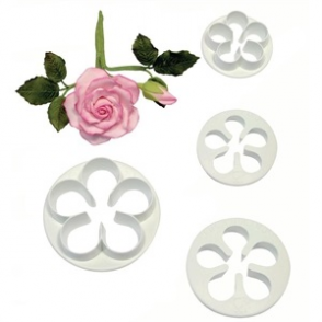 PME Petal Cutters -set of 4