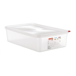 Araven 1/1GN Food Containers 13.7L With Lid