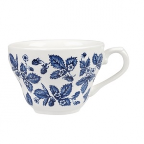Churchill Vintage Prints Georgian Teacup Blue 200ml (12pp)