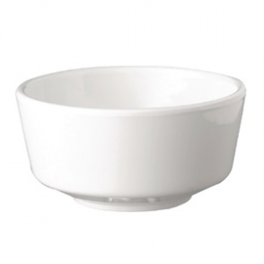 APS Float White Round Bowl 4in