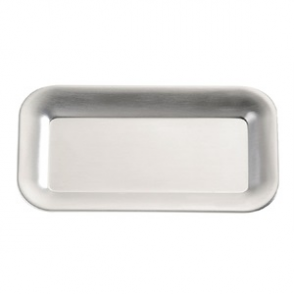 APS Pure Stainless Steel Trays for 2x Bowls
