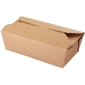 Rectangular Food Carton (Box 250)