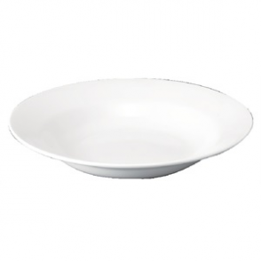 Churchill Whiteware Classic Rimmed Soup Bowls 230mm (24pp)