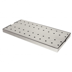 Drip Tray With Insert 400(h) x 200(w)mm.