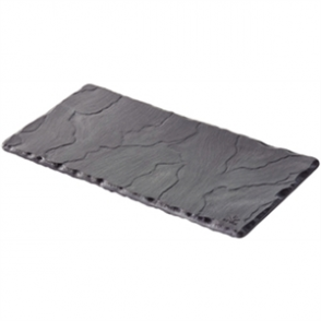 Revol Basalt Rectangular Trays 200x 100mm (Box 6)