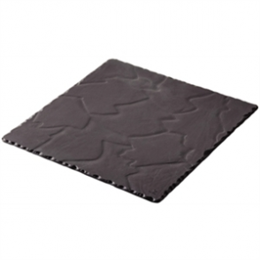 Revol Basalt Square Plates 200mm (Box 6)
