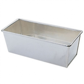 Loaf Tin - Dimensions: 114 x 102 x 273mm