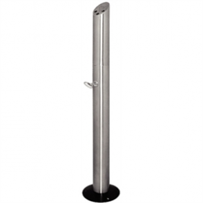 Floor Standing Smoker's Pole