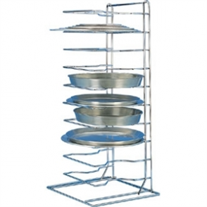 15 Slot Pizza Stacking Rack
