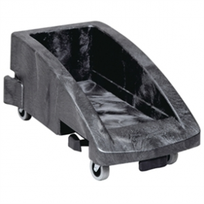 Rubbermaid Slim Jim Trolley