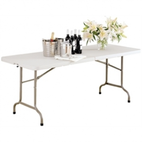Bolero Foldaway's Folding Table 6ft Long