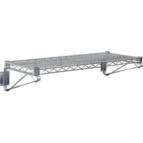 Wire Wall Shelves incl end brackets - 1220x360mm