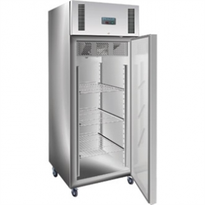 Polar Single Solid Door Fridge