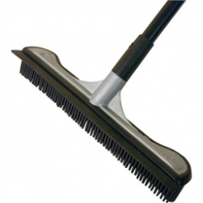 Clean Sweep Broom & Telescopic Handle