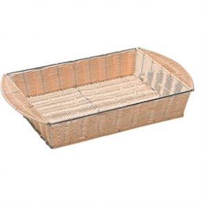 Wicker Metal Frame Basket 1/1 GN