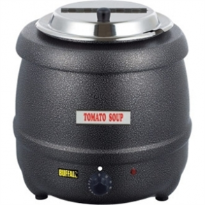 Buffalo Graphite Soup Kettle - 10Ltr