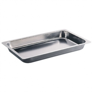 Bourgeat Gastronorm 1/1 Stainless Steel Roasting Dish