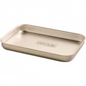 Vogue Aluminium Bakewell Pan 370x 265mm