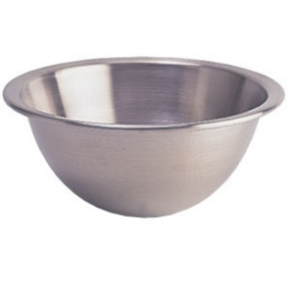 Bourgeat Round Bottom Whipping Bowl 6.5 Ltr