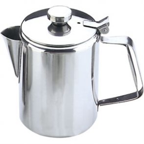 Coffee Pot St/St Mirror Finish - 1365ml 48oz