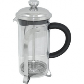 Cafetiere - Chrome Finish 6 Cup
