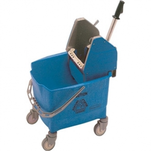 Rubbermaid Kentucky Mop Bucket Blue