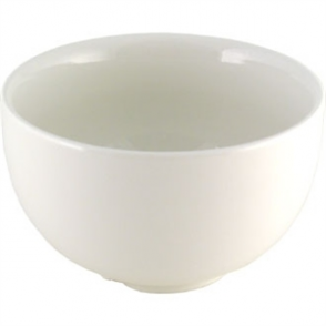 Snack Attack White Small Soup Bowl (Box 24)