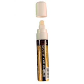 White Chalkboard Marker Pen - 15mm Line