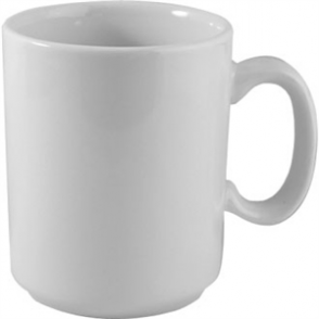 White Windsor Mug - 10oz (Box 36)
