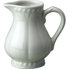 Buckingham White Jug 284ml (Box 4)