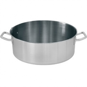 Vogue Casserole Pan St/St - 360x140mm