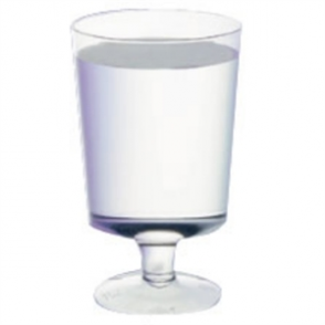Disposable Wine Glasses 180ml (Pack of 10)