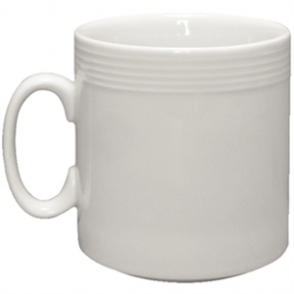 Olympia Linear Mug 220ml 8oz (Box 12)
