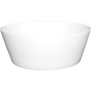 Olympia Whiteware Sloping Edge Bowls 120mm (Pack of 12)
