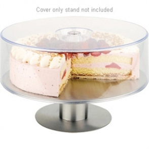 Cover for Rotating Cake Stand