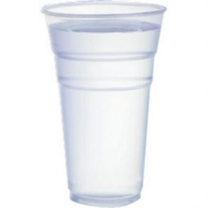 Disposable Tumbler 570ml/1pint To Line (Box 1000)