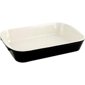 Black Roasting Dish
