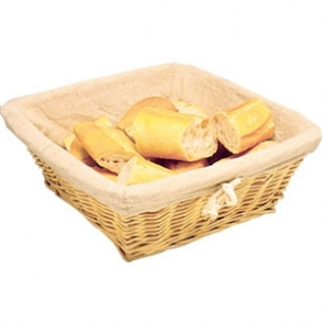 Wicker Basket (Square)