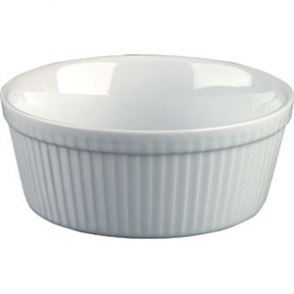 Round Pie Dish 134mm (Box 6)