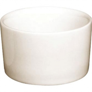 Ivory Contemporary Ramekin 80mm (Box 12)