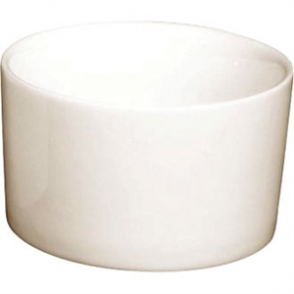Ivory Contemporary Ramekin 90mm (Box 12)